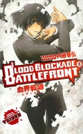 Blood Blockade Battlefront 3 (Paperback)