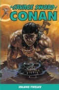 The Savage Sword of Conan 12 (Paperback)