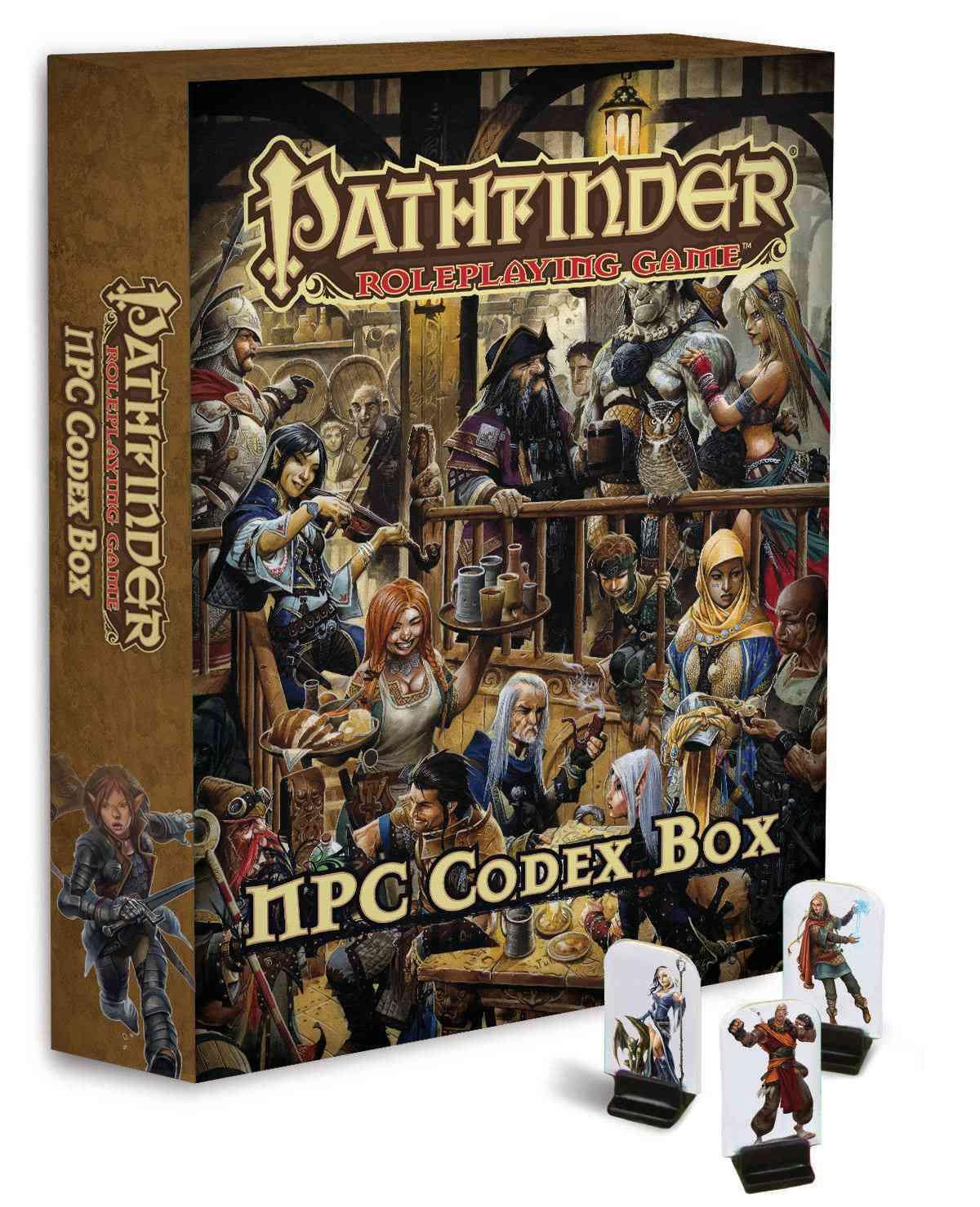 NPC Codex Box (Game)