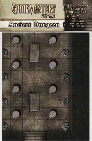 Ancient Dungeon Flip-Mat (Game)