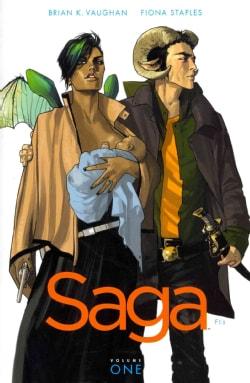 Saga 1 (Paperback)