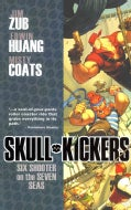 Skullkickers 3: Six Shooter on the Seven Seas (Paperback)