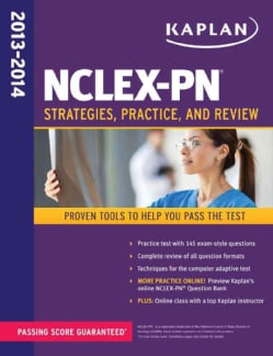 NCLEX-PN 2013-2014: Strategies, Practice, and Review (Paperback)
