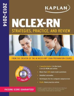 NCLEX-RN 2013-2014: Strategies, Practice, and Review
