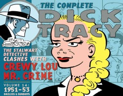 Chester Gould's Dick Tracy: 1951-1953 (Hardcover)