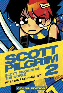 Scott Pilgrim 2: Scott Pilgrim Vs the World (Hardcover)