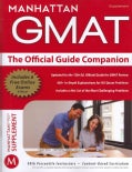 Manhattan GMAT The Official Guide Companion: Gmat Strategy Supplement