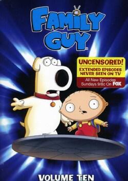 Family Guy Vol. 10 (DVD)