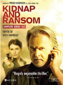 Kidnap and Ransom: Complete Series 1 & 2 (DVD)