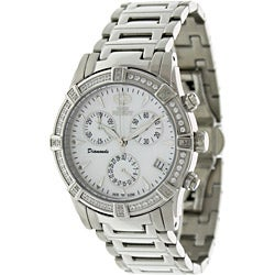 Swiss Preciamx Women's Desire Elite Ceramic Diamond Watch