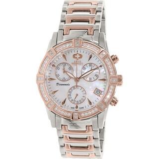 Swiss Precimax Women's Desire Elite Diamond Watch