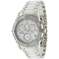 Swiss Precimax Women's Desire Elite Ceramic Diamond Watch