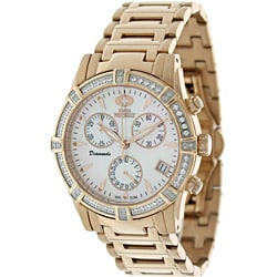 Swiss Precimax Women's Desire Elite Stainless Steel Diamond Watch