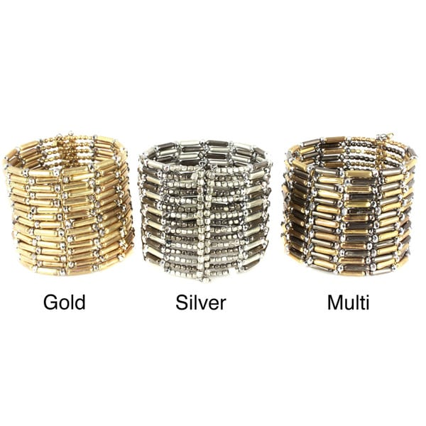 Bamboo Cuff Bracelet (India)