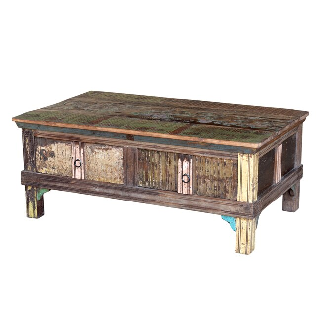 Chelsea 2-drawer Coffee Table
