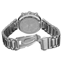 Akribos XXIV Women's Crystal Chronograph Bracelet Watch