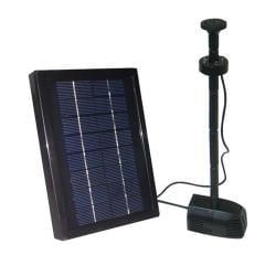 2.5-watt Solar Powered Water Pump