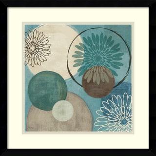 Veronique Charron 'Flora Mood I' Framed Art Print