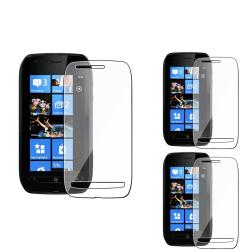 Screen Protector for Nokia Lumia 710 (Pack of 3)