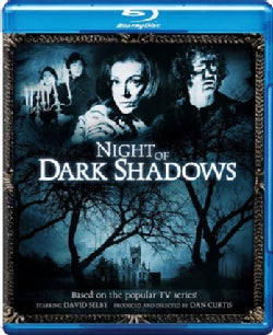 Night Of Dark Shadows (Blu-ray Disc)