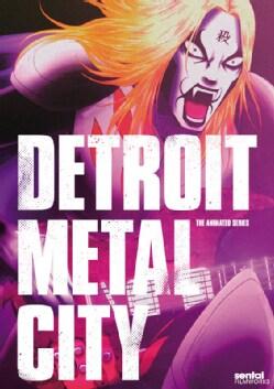Detroit Metal City: Complete Collection (DVD)