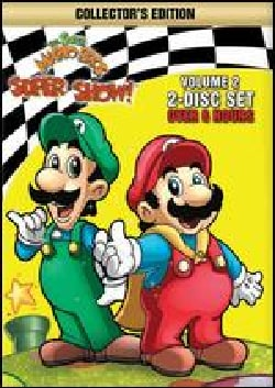 Super Mario Bros. Super Show!, Vol. 2