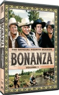 Bonanza: The Official Fourth Season Vol. 1 (DVD)