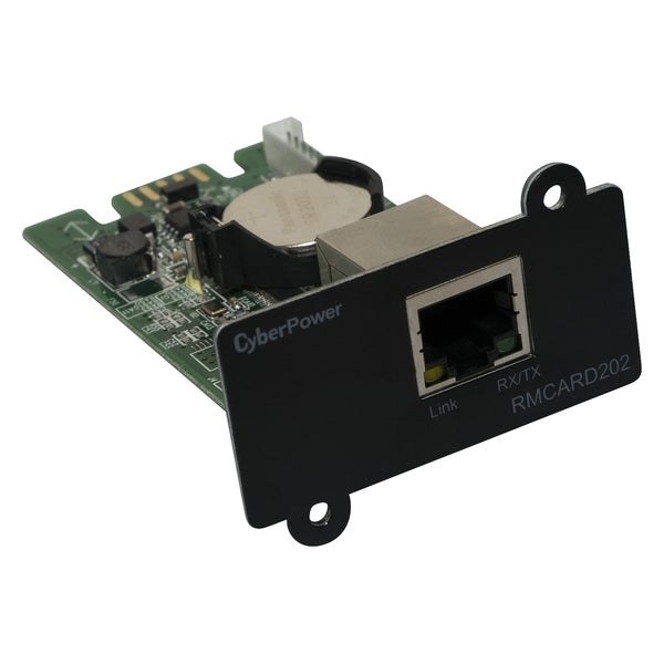 CyberPower TAA Compliant RMCARD202TAA Remote Management Card - SNMP/H
