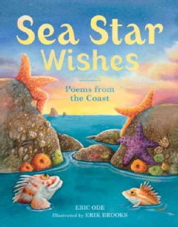Sea Star Wishes: Poems from the Coast (Hardcover)
