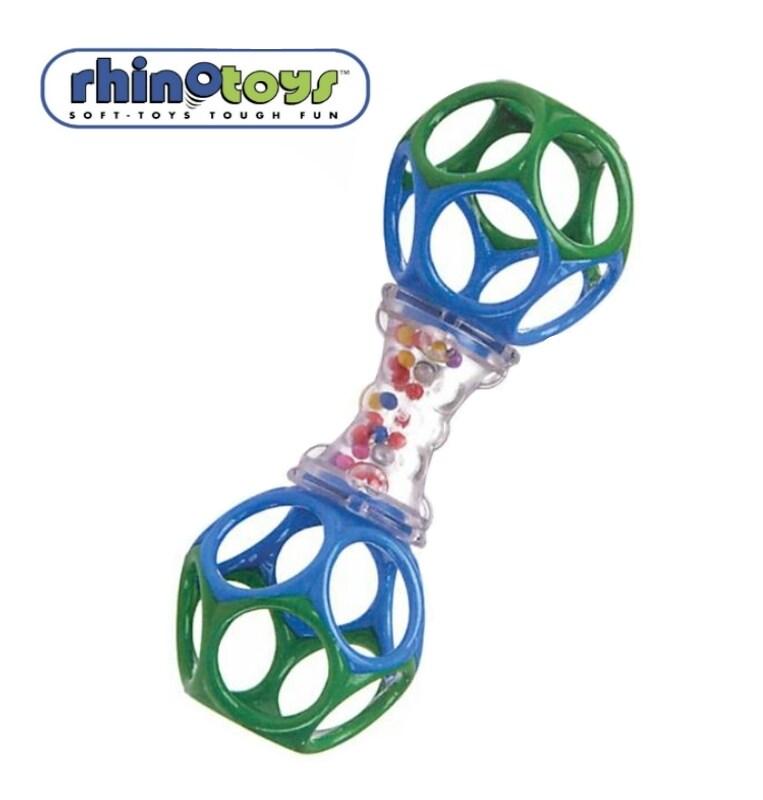 Rhino Toys Oball Shaker Rattle