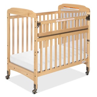 Foundations Serenity SafeReach Mirror End Compact Crib
