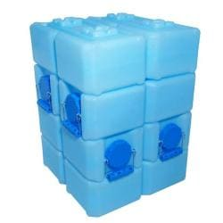 BPA-free 28 Gallon Capacity Water Brick with Ultraviolet Protection