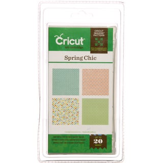 Cricut Imagine? 'Spring Chic' Pattern Cartridge