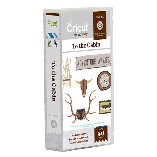 Cricut? 'To the Cabin' Seasonal Cartridge