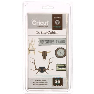 Cricut? 'To the Cabin' Seasonal Cartridge