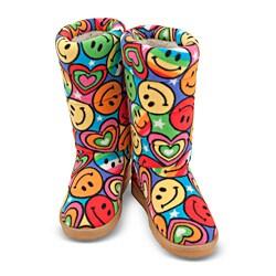 Melissa & Doug Beeposh Lizzy Boot Slippers(s)