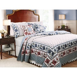 Madeline 3-piece Quilt Set