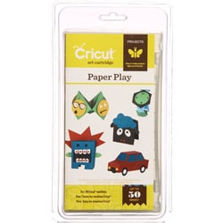 Cricut 'Paper Play' Projects Cartridge
