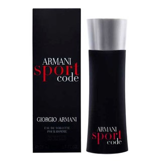 Giorgio Armani Sport Code Men's 2.5-ounce Eau de Toilette Spray