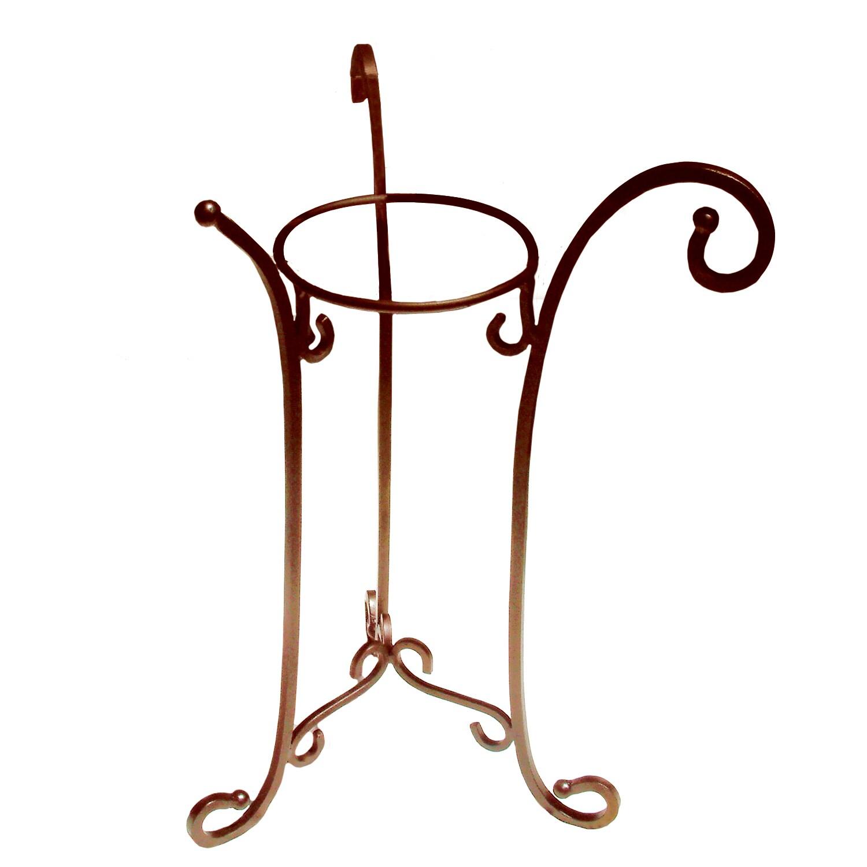 Wrought Iron Pedestal