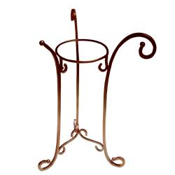 Wrought Iron Pedestal