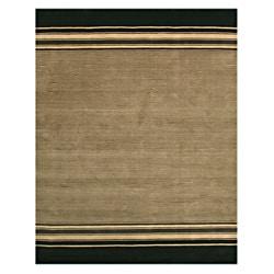 Handmade Wool Athens Rug (8' x 10')