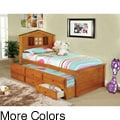 Tree House Captain Twin Bed With 3 Drawer Twin Trundle