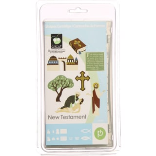 Cricut 'New Testament' Cartridge