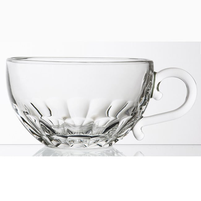 La Rochere 'Louison' Coffee Cup (Set of 6)