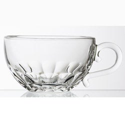La Rochere 'Louison' Coffee Cup (Set of 6)