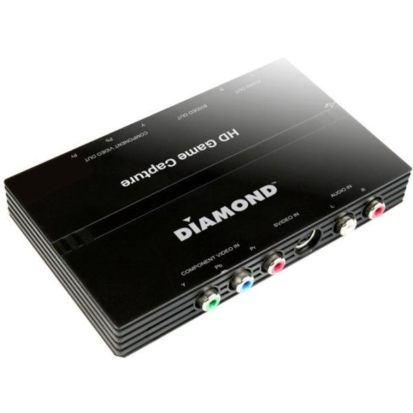 DIAMOND USB 2.0 GC500 HD Game Console Video Capture Device