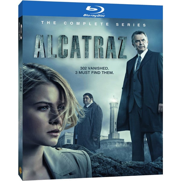 Alcatraz: The Complete Series (Blu-ray Disc) 9279589