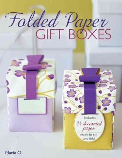 Folded Paper Gift Boxes (Paperback)