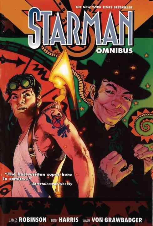 The Starman Omnibus 3 (Paperback)